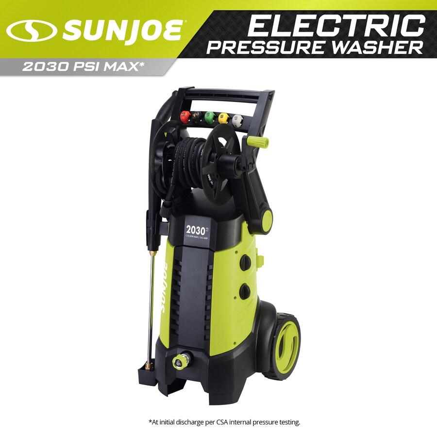 Sun Joe 2000-PSI 1.76-GPM Cold Water Electric Pressure Washer