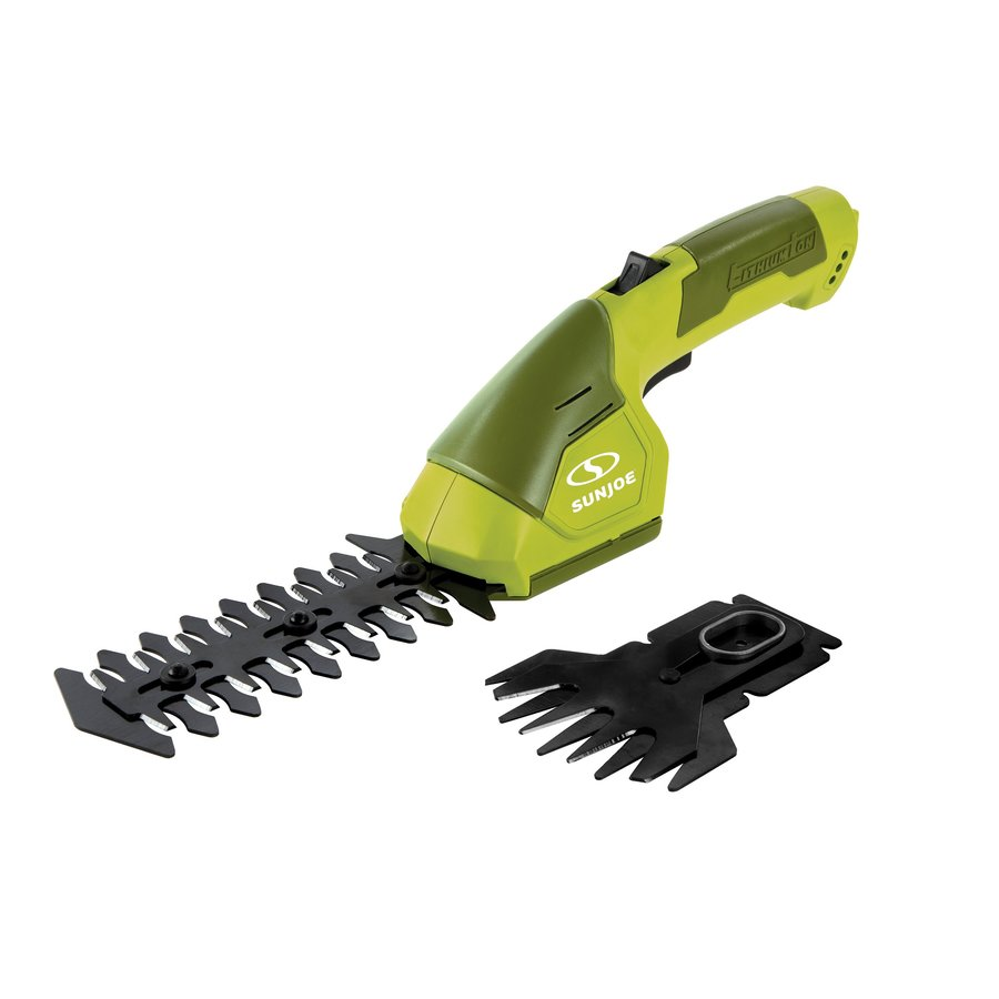 Sun Joe 3.6-Volt 6-in Dual Cordless Hedge Trimmer