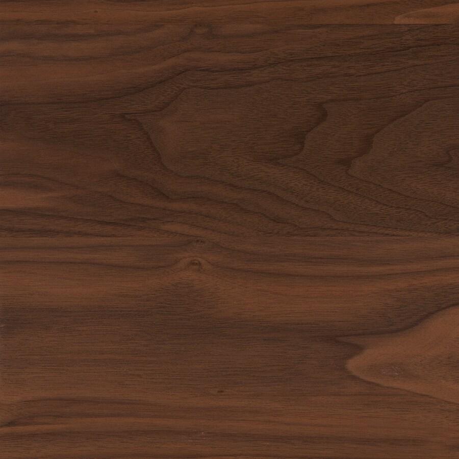 allen + roth Black Walnut Wood Kitchen Countertop Sample