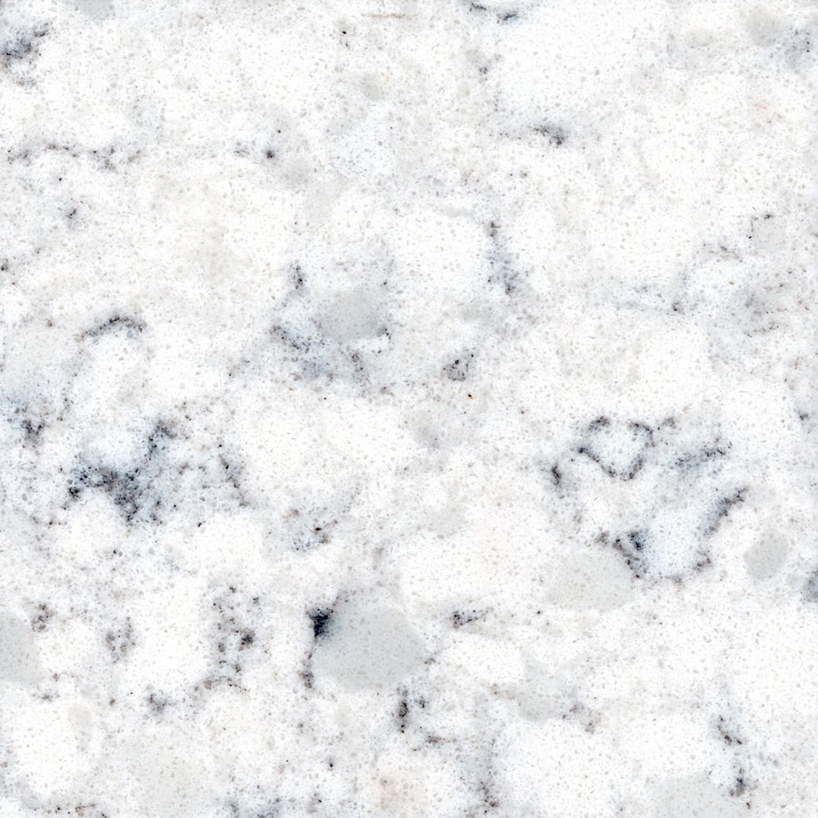 Cosmic Vapor Quartz Kitchen Countertop Sample Product Photo