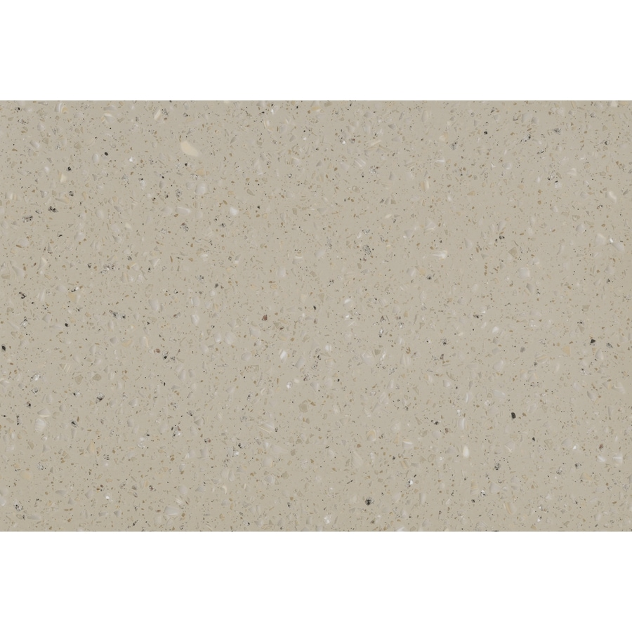 Shop Lg Hi Macs Sugarloaf Solid Surface Kitchen Countertop Sample At Lowes Com: Shop LG HI-MACS Lentil Solid Surface Kitchen Countertop