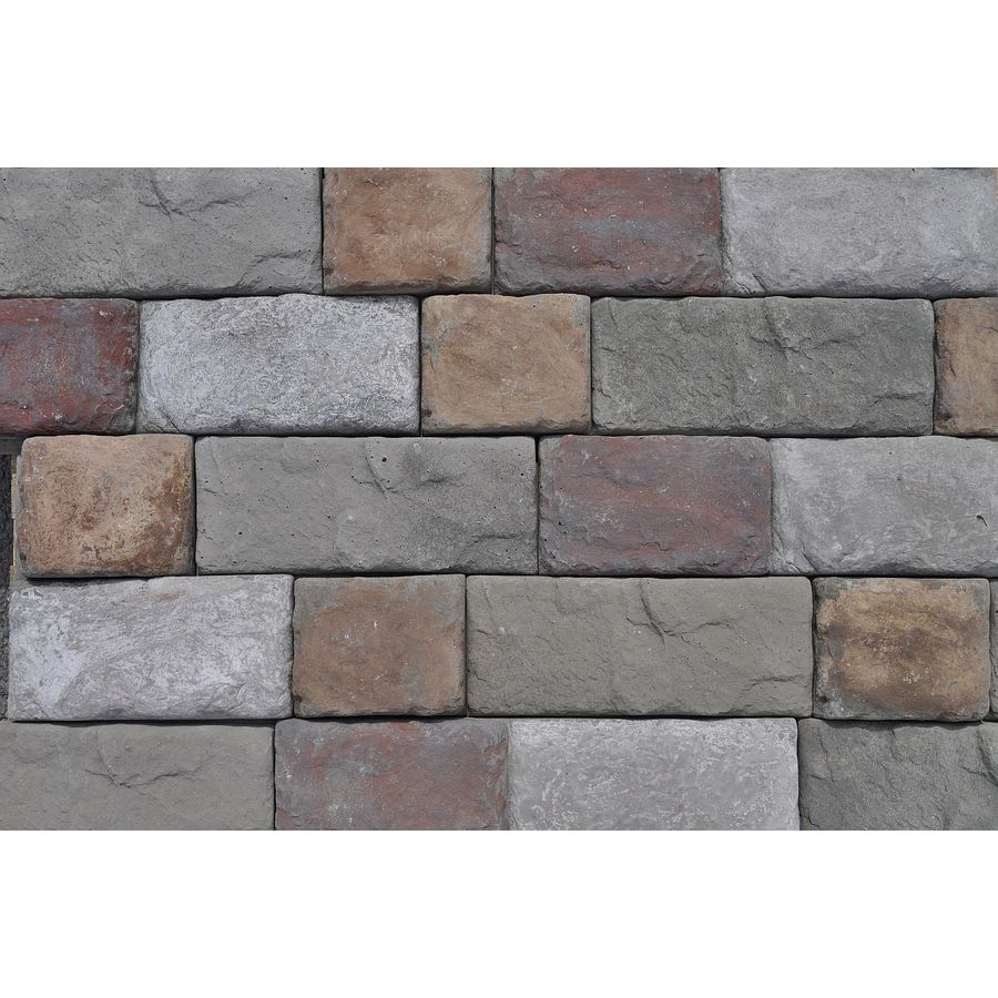 M-Rock MSI Bluestone Canyon 83-sq ft Brown Stone Veneer
