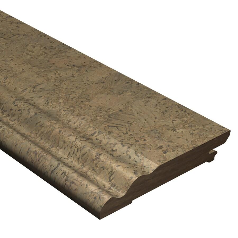 Cali Bamboo 0.56-in x 94-in Light Brown Cork Base Floor Moulding