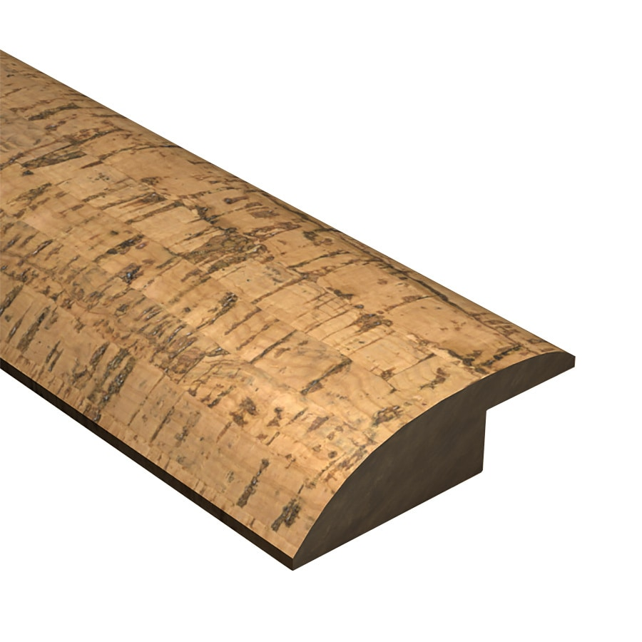 Cali Bamboo 2.12-in x 78-in Natural Cork Reducer Floor Moulding
