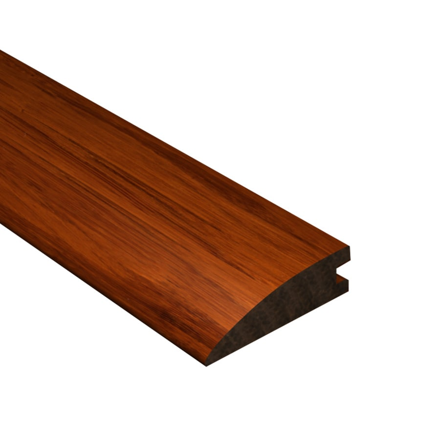 Cali Bamboo 1.50-in x 72-in Cognac Bamboo Reducer Floor Moulding
