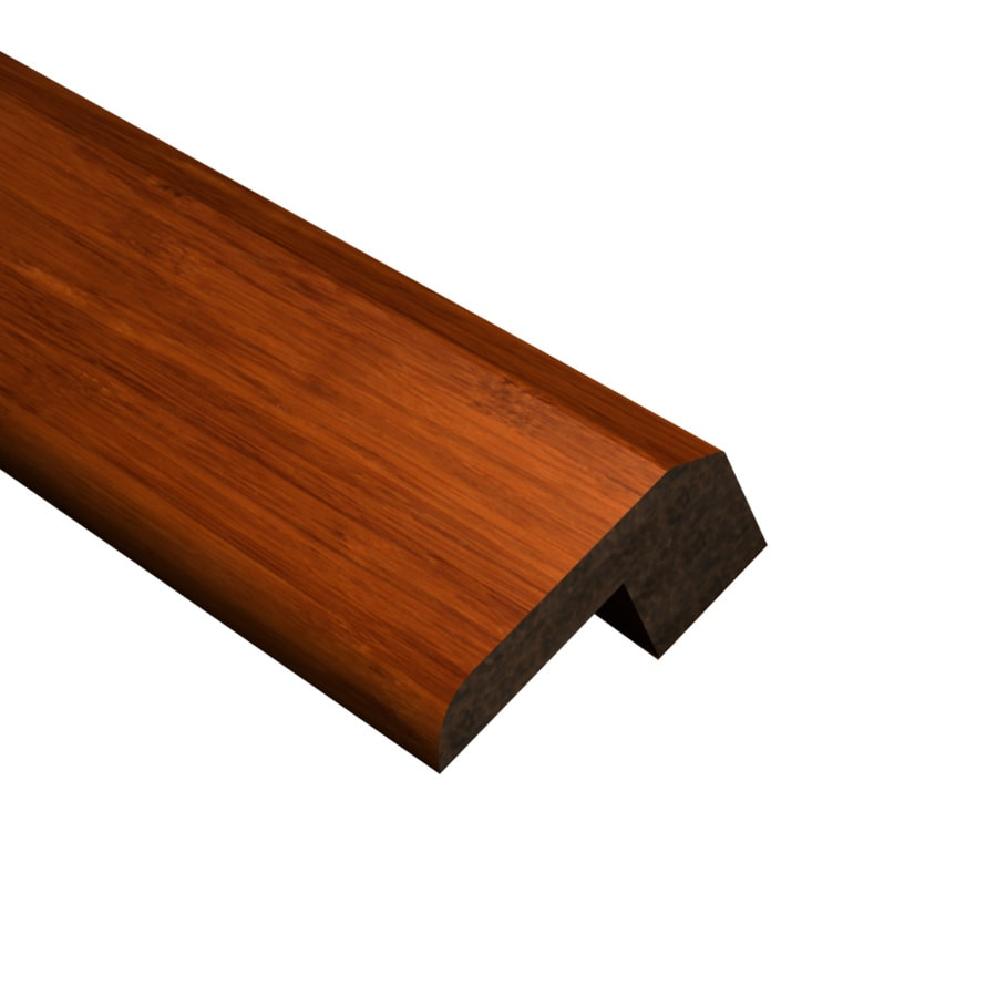 Cali Bamboo 1.05-in x 72-in Cognac Bamboo Threshold Floor Moulding