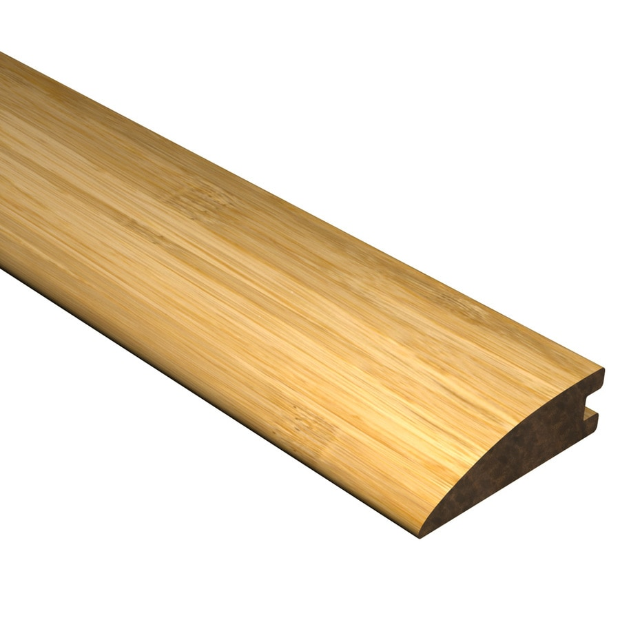 Cali Bamboo 1.50-in x 72-in Natural Bamboo Reducer Floor Moulding