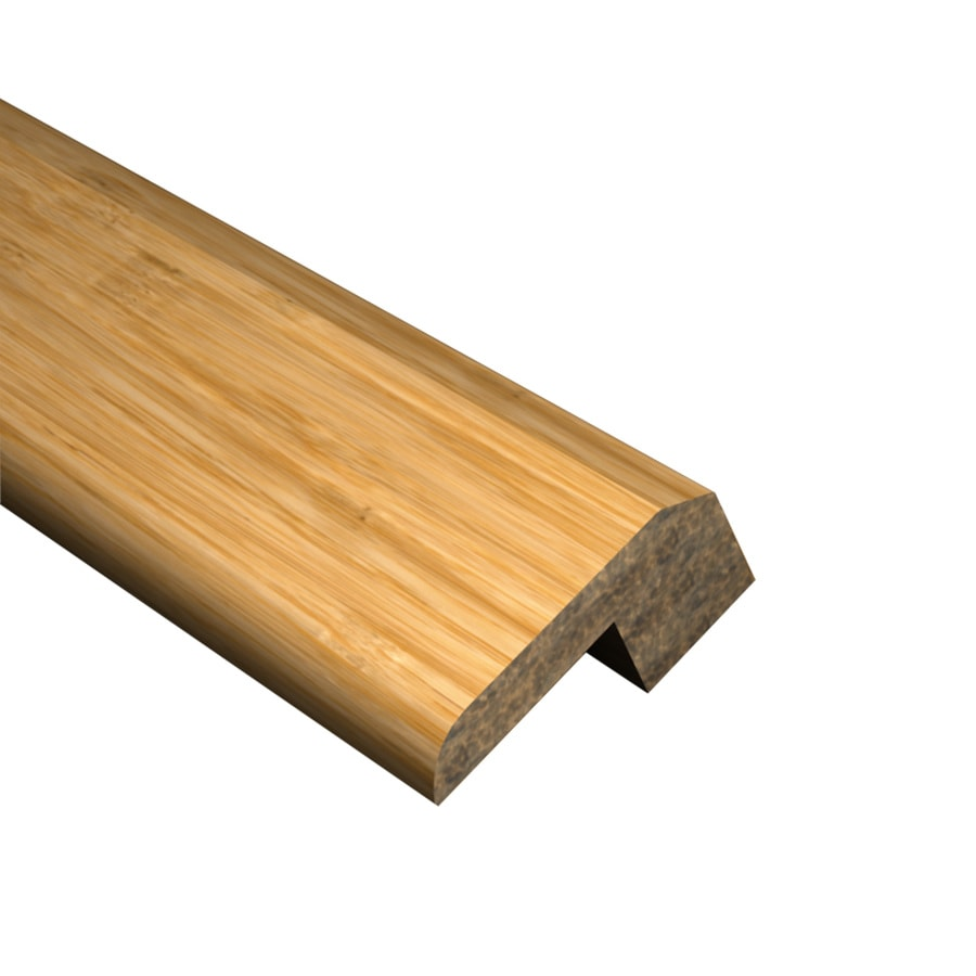 Cali Bamboo 2.13-in x 72-in Natural Bamboo Threshold Floor Moulding