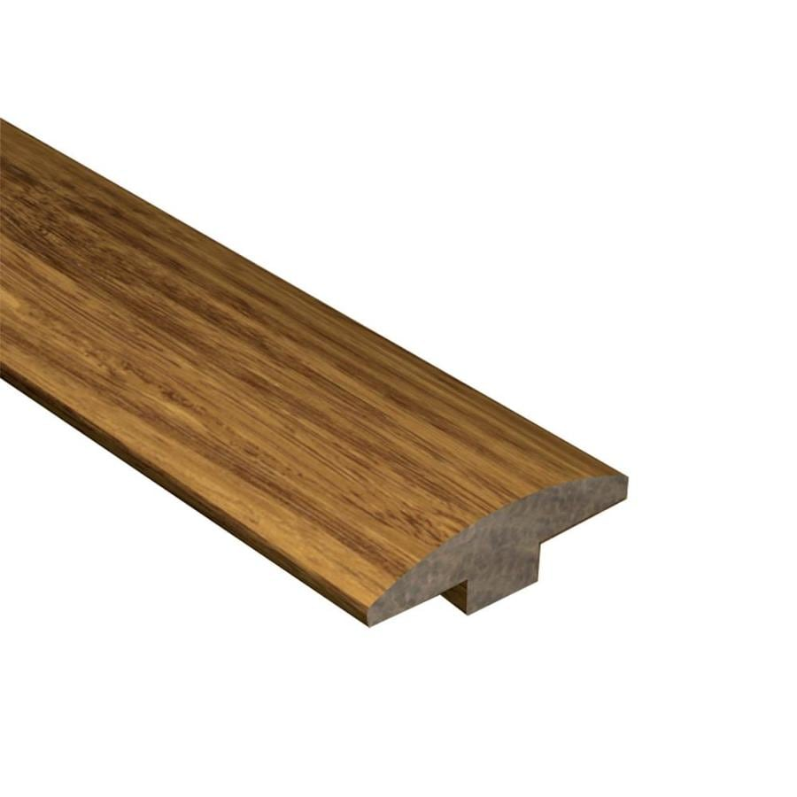 Cali Bamboo 2-in x 72-in Mocha Bamboo T-Moulding Floor Moulding