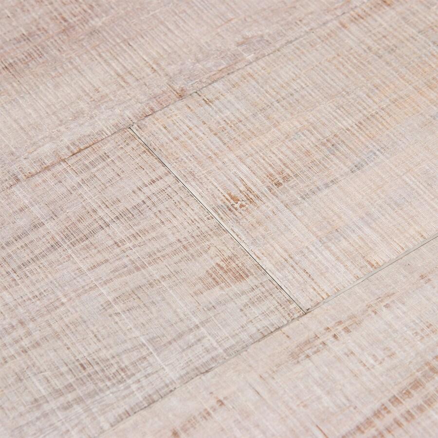 Cali Bamboo Fossilized 5-in Rustic Beachwood Bamboo Hardwood Flooring (20.71-sq ft)