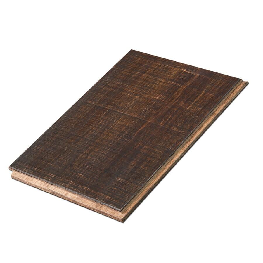 Cali Bamboo Bamboo Hardwood Flooring Sample (Barnwood)