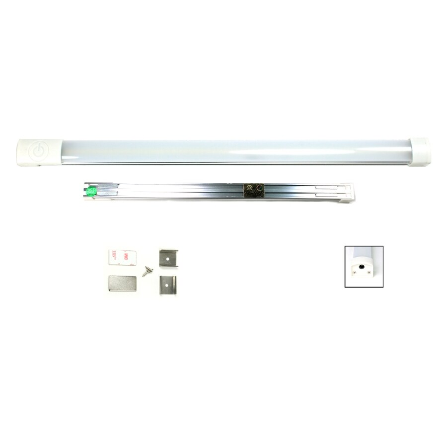 Cyron Lighting 12-in Plug-in Under Cabinet LED Light Bar