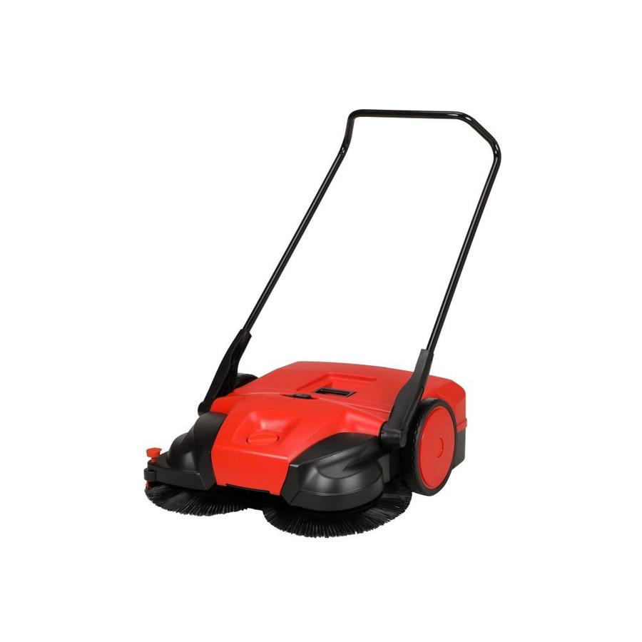 Shop Bissell Biggreen Commercial Rechargeable Battery Carpet And Hard Surface Floor Sweeper At
