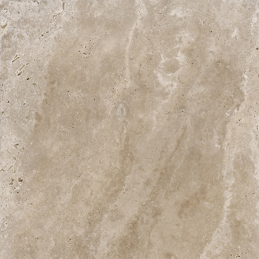 Style Selections Noce Porcelain Patio Stone (Common: 24-in x 24-in; Actual: 23.61-in x 23.61-in)