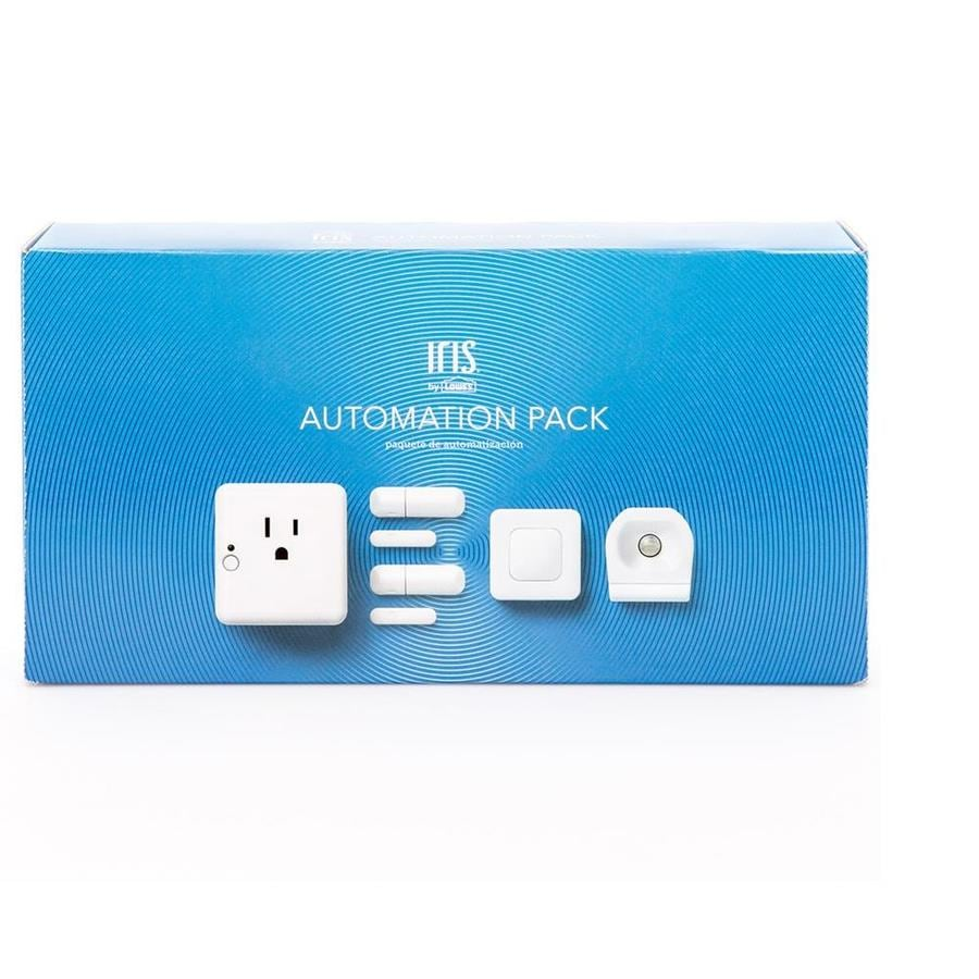 Iris Home Automation Pack
