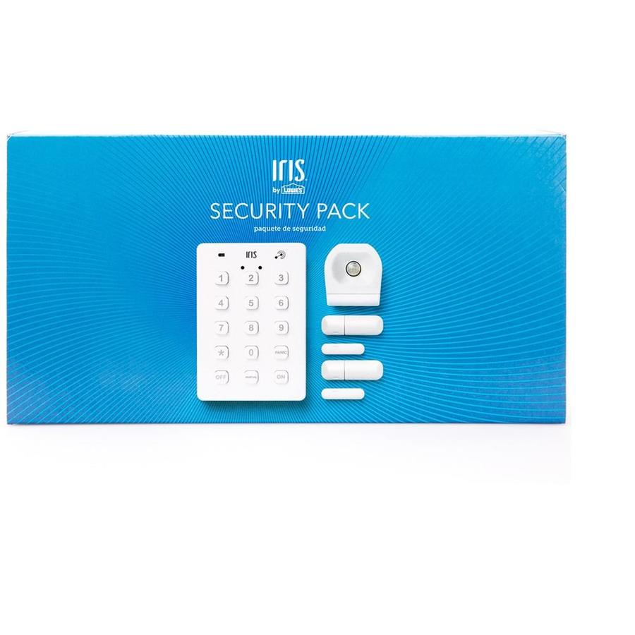 Iris Home Automation Security Pack