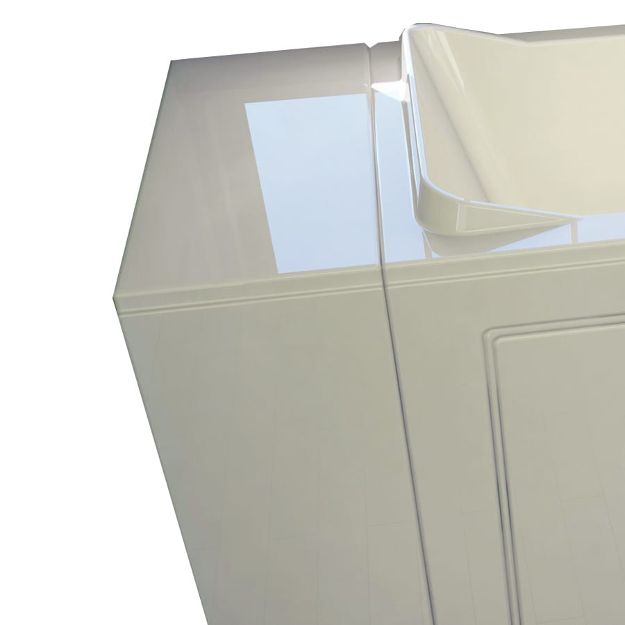 American Standard Linen Gelcoat Extension Kit
