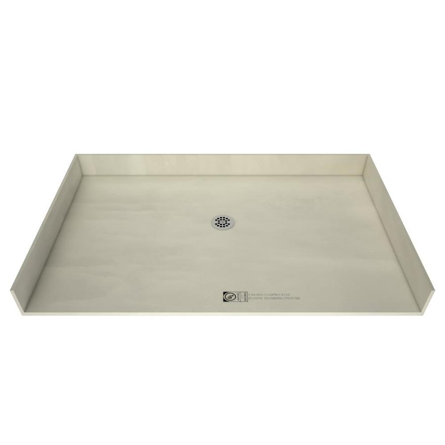 Redibase Made for Tile Molded Polyurethane Shower Base (Common: 31-in W x 63-in L; Actual: 31-in W x 63-in L)