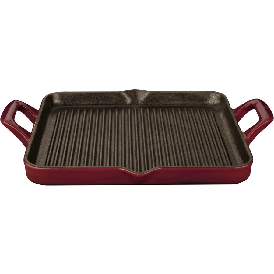 La Cuisine 11.2-in Cast Iron Cooking Pan