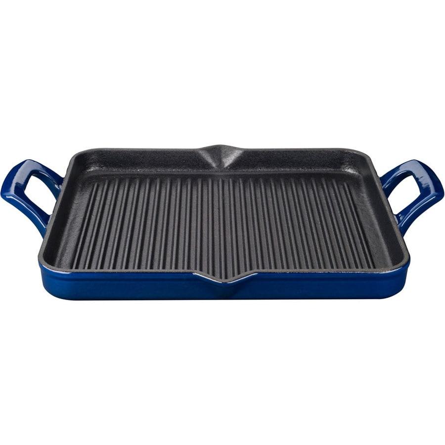 La Cuisine 11.2-in Cast Iron Cooking Pan