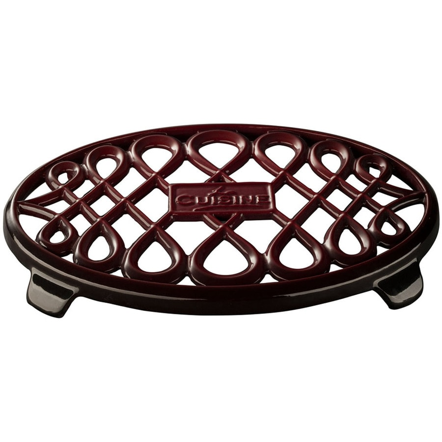 La Cuisine 10-in Cast Iron Tripod Stand