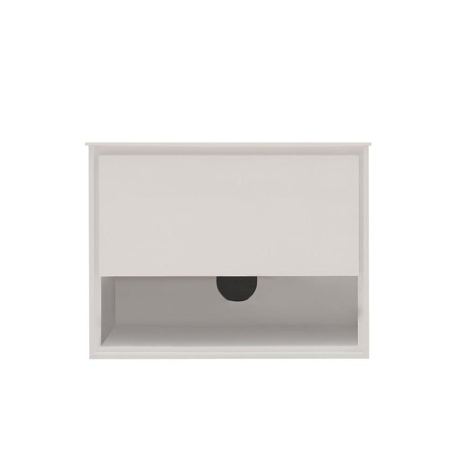 Avanity Sonoma White Contemporary Bathroom Vanity (Common: 31-in x 20-in; Actual: 31.1-in x 20.3-in)