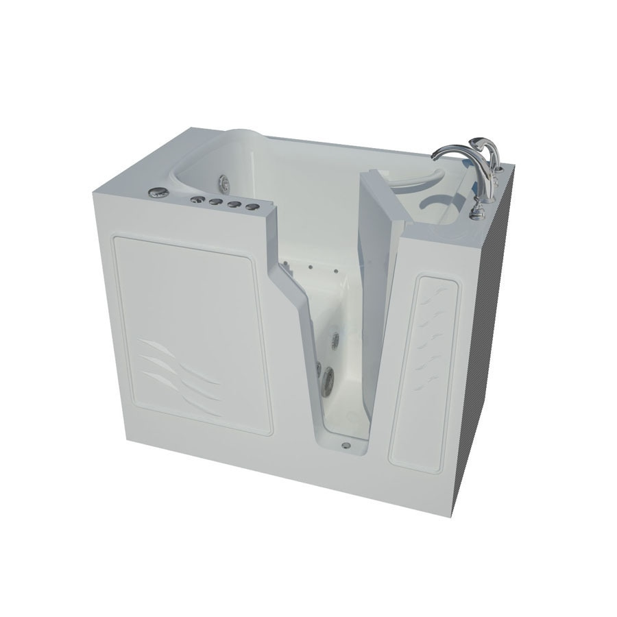 Shop Endurance Endurance Tubs 26 In L X 46 In W X 38 In H
