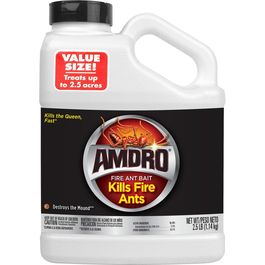 AMDRO 2.5-lb Fire Ant Killer