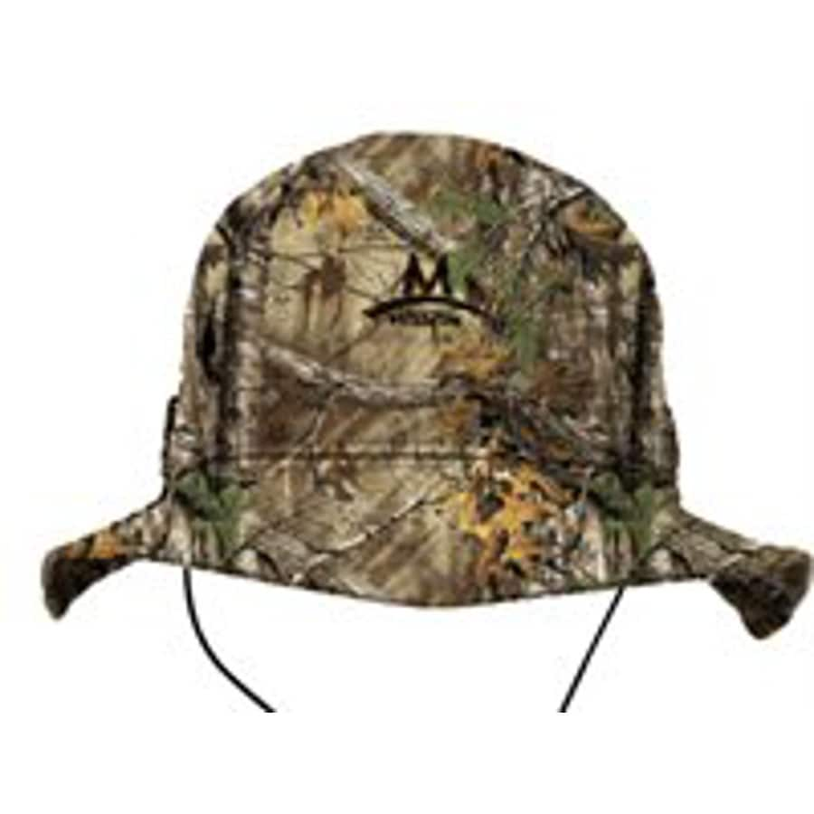 Mission One Size Fits Most Unisex M Real Tree Polyester Wide-Brim Hat