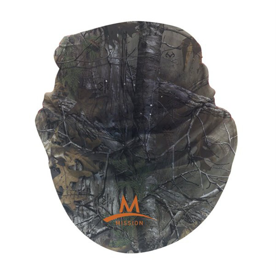 Mission Real Tree Polyester Cooling Towel