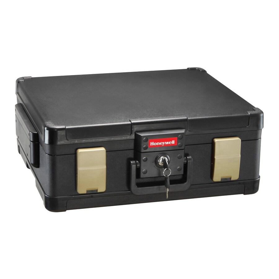 Honeywell 0.45-cu ft Fire Resistant Waterproof Chest Safe
