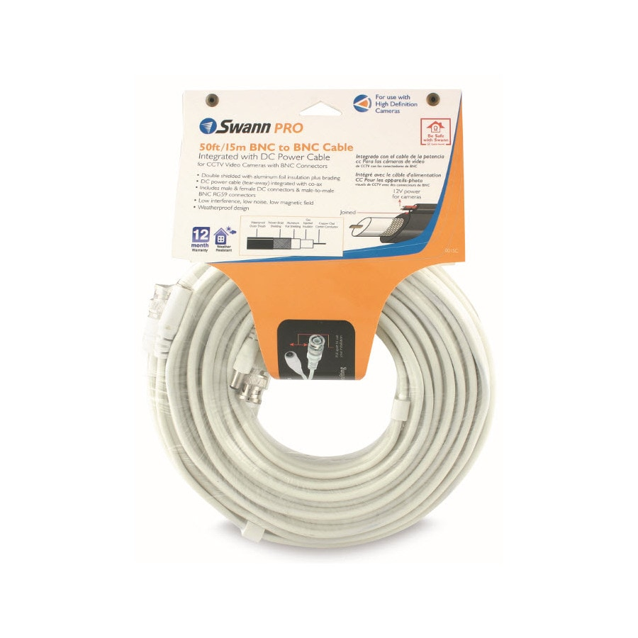 Swann BNC Extension Cable