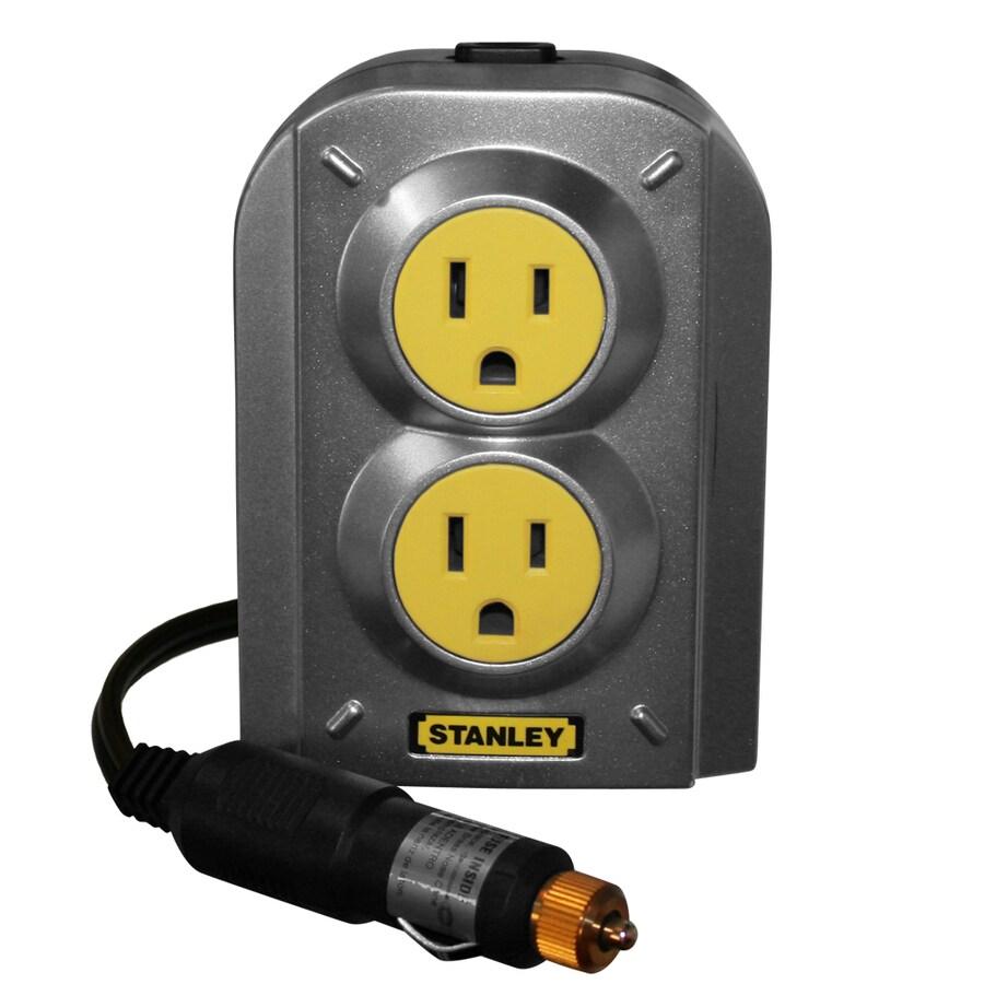 Stanley 140-Watt Power Inverter