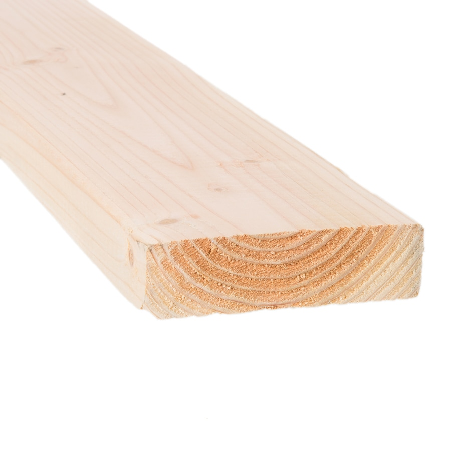 Top Choice (Common: 2-in x 6-in x 10-ft; Actual: 1.5-in x 5.5-in x 10-ft) Lumber