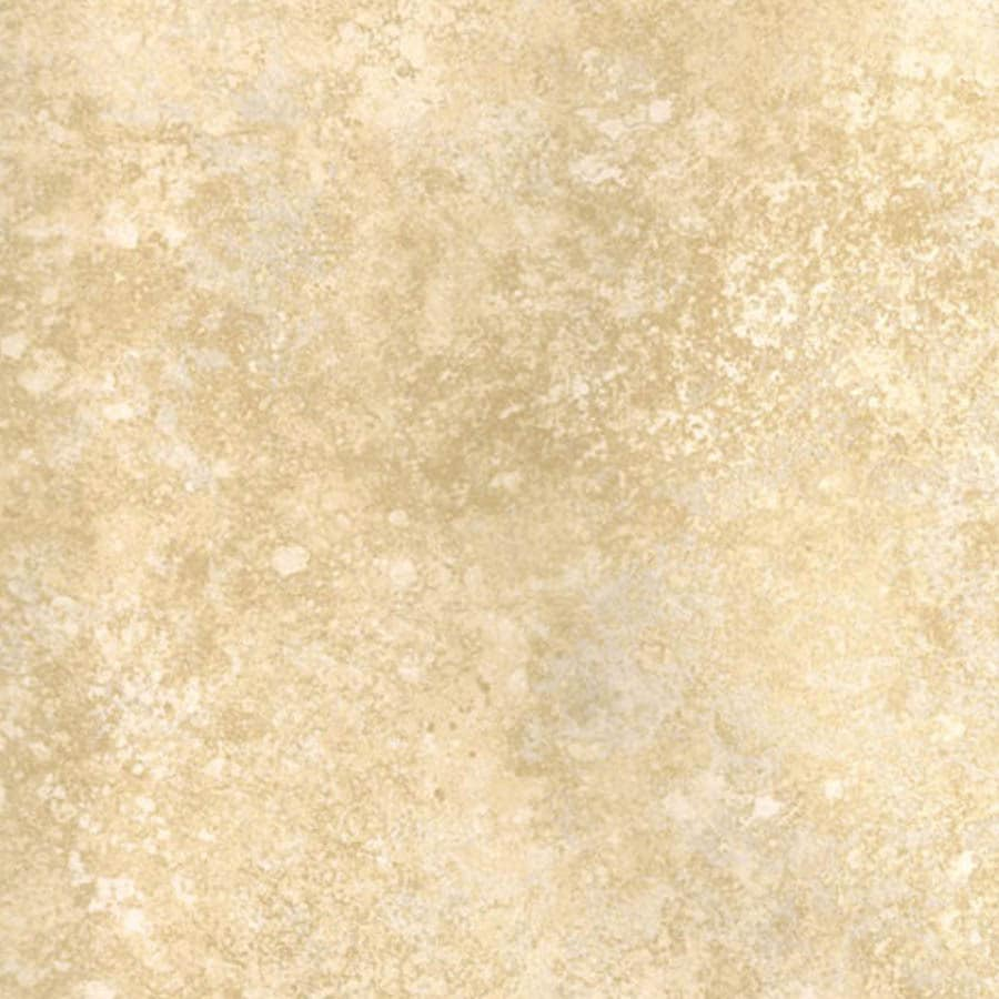 SnapStone 44-Pack Non-Interlocking Shell Glazed Porcelain Floor Tile (Common: 6-in x 6-in; Actual: 5.74-in x 5.74-in)