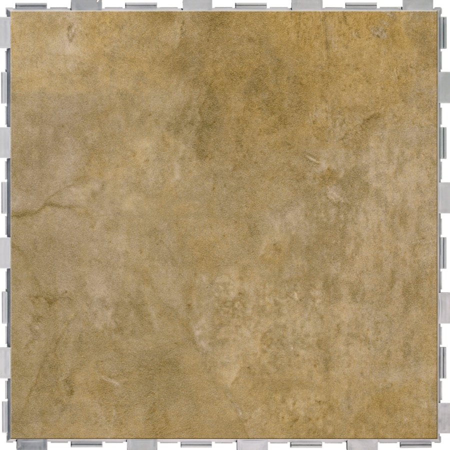 SnapStone 4-Pack Sierra Porcelain Floor Tile (Common: 18-in x 18-in; Actual: 18-in x 18-in)
