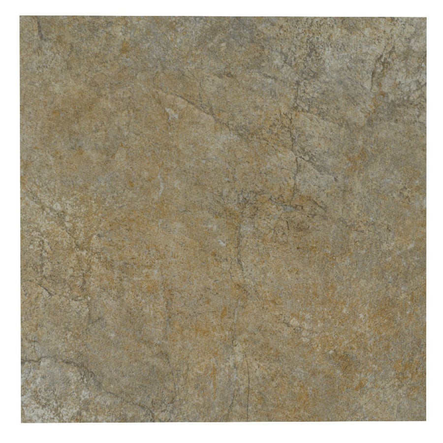 SnapStone Non-Interlocking 13-Pack Paxton Porcelain Floor Tile (Common: 12-in x 12-in; Actual: 11.74-in x 11.74-in)