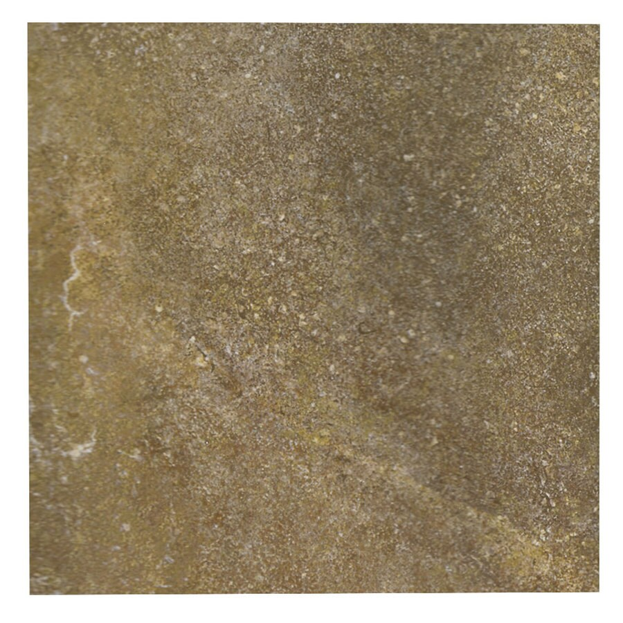 SnapStone Non-Interlocking 13-Pack Cordova Porcelain Floor Tile (Common: 12-in x 12-in; Actual: 11.74-in x 11.74-in)