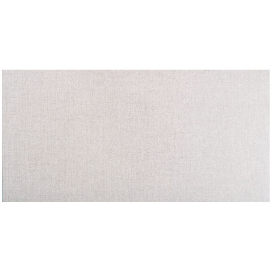 SnapStone Non-Interlocking 8-Pack Linen Porcelain Floor Tile (Common: 12-in x 24-in; Actual: 23.63-in x 11.74-in)