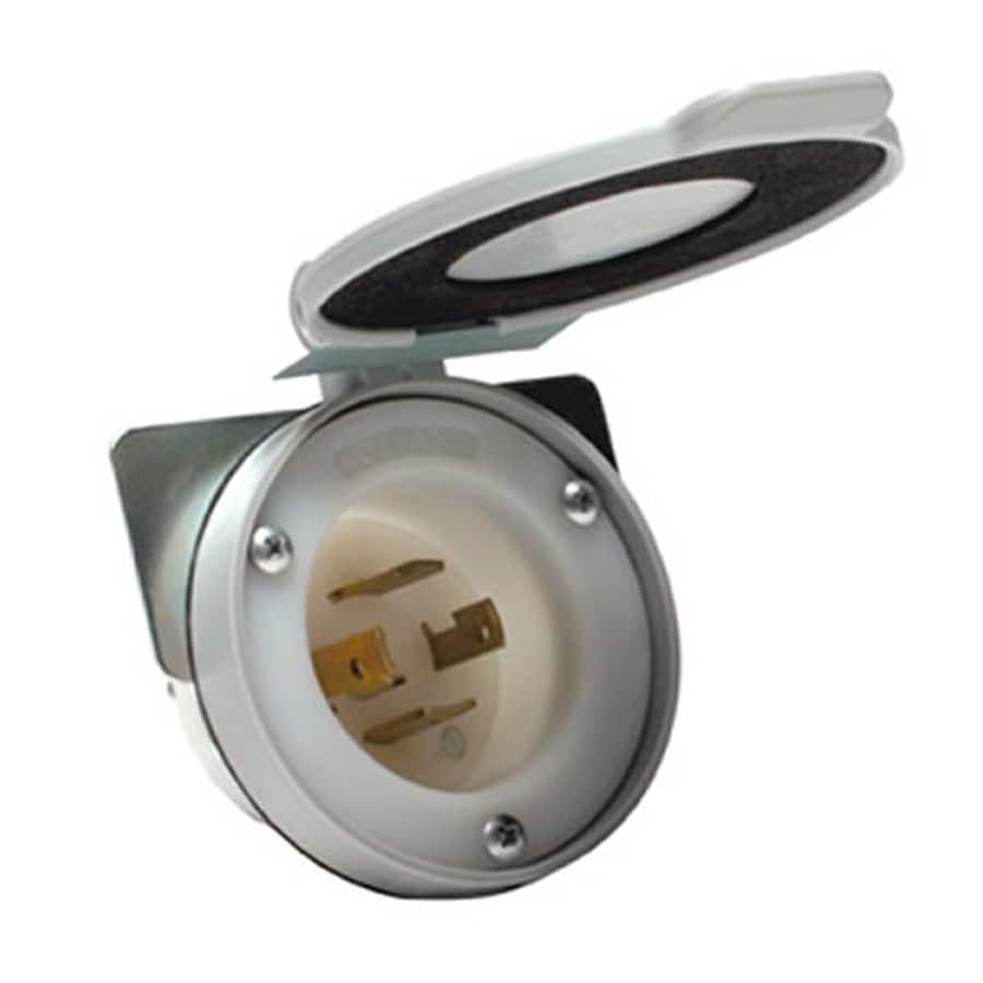 Reliance 30-Amp Generator Power Inlet Box