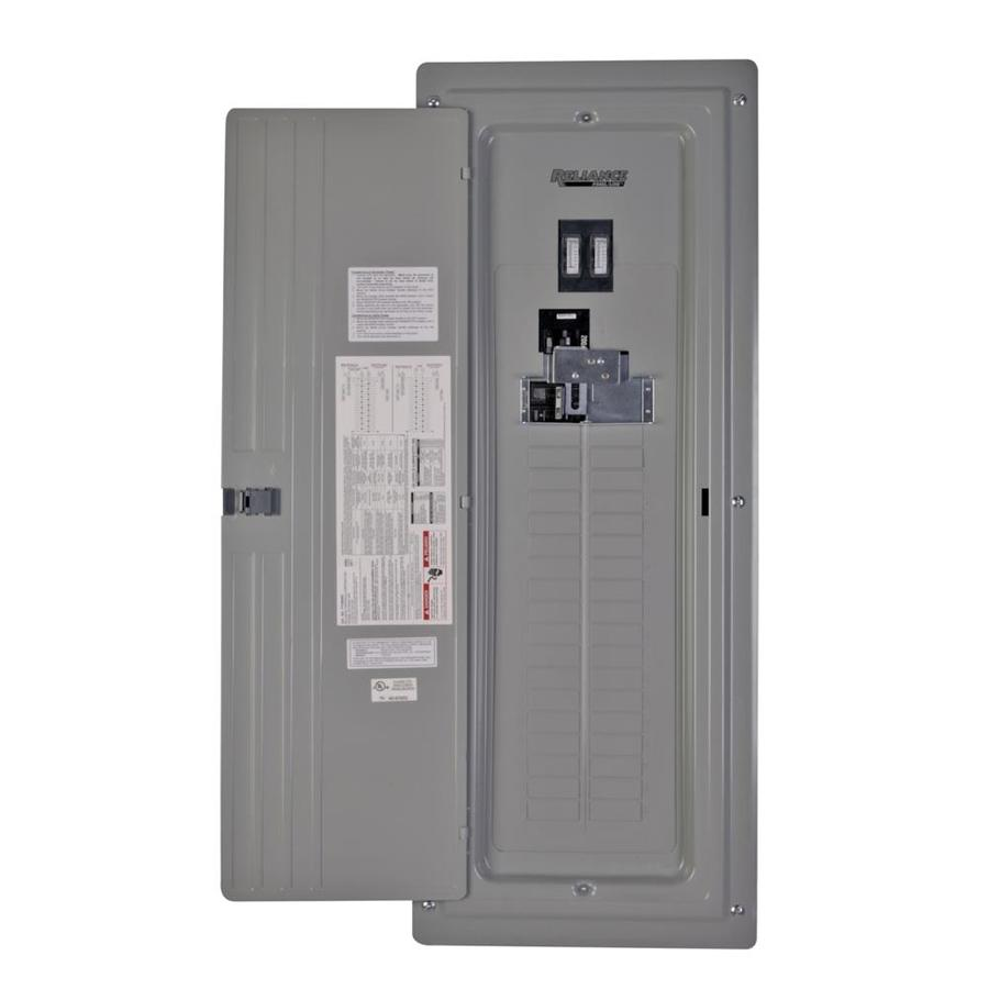 Reliance 200-Amp Main Circuit Breaker with 30-Amp Generator Circuit Breaker