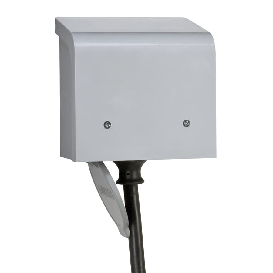 Reliance 20-Amp Generator Power Inlet Box