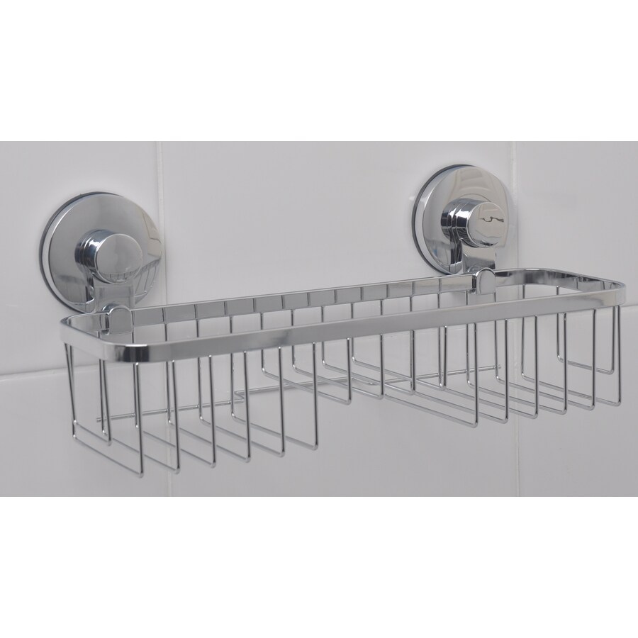 Everloc Stainless Steel Bathtub Caddy