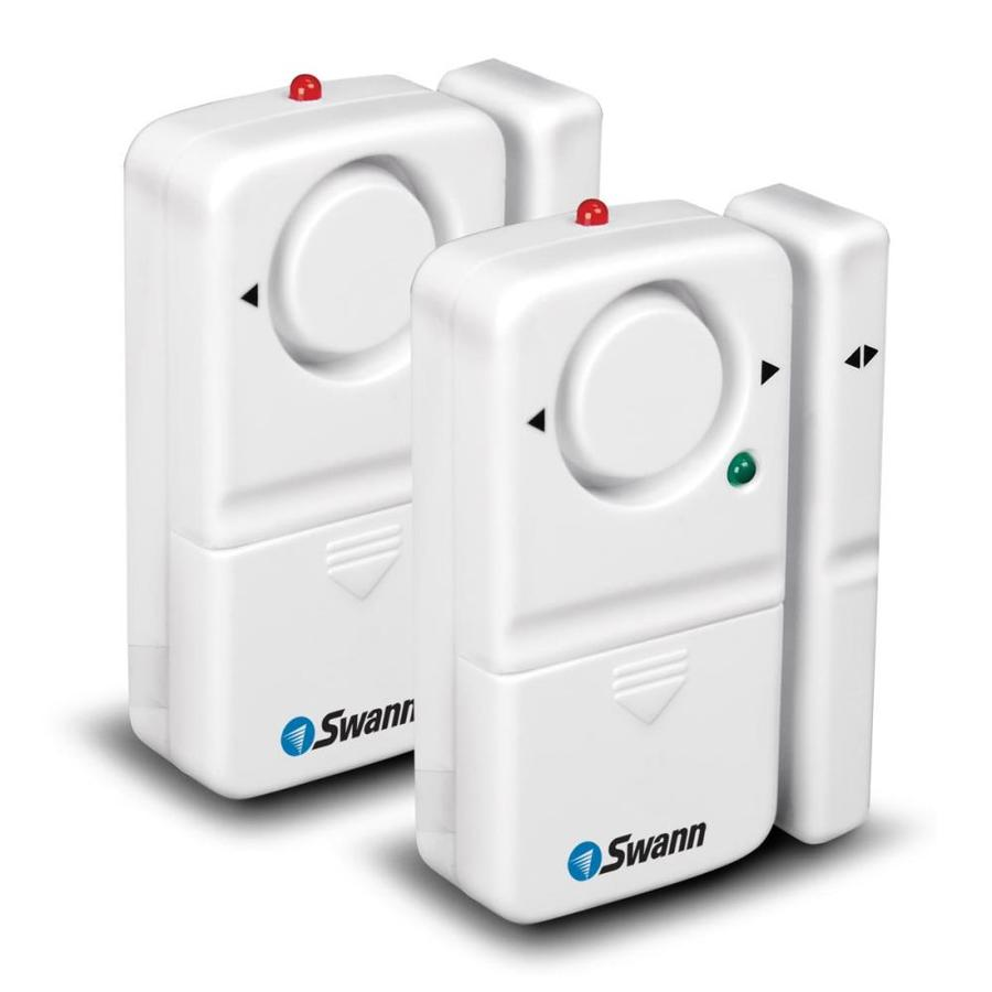 Swann 2-Sensor Indoor Door and Window Sensor