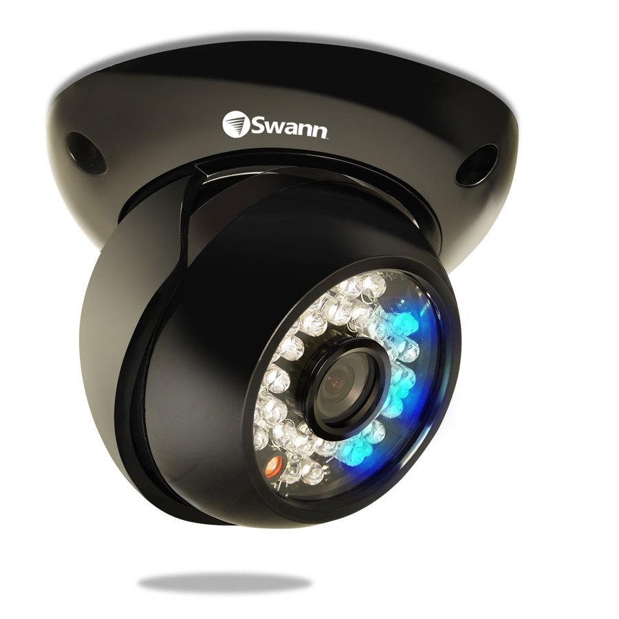 Swann Flashing Dome Camera