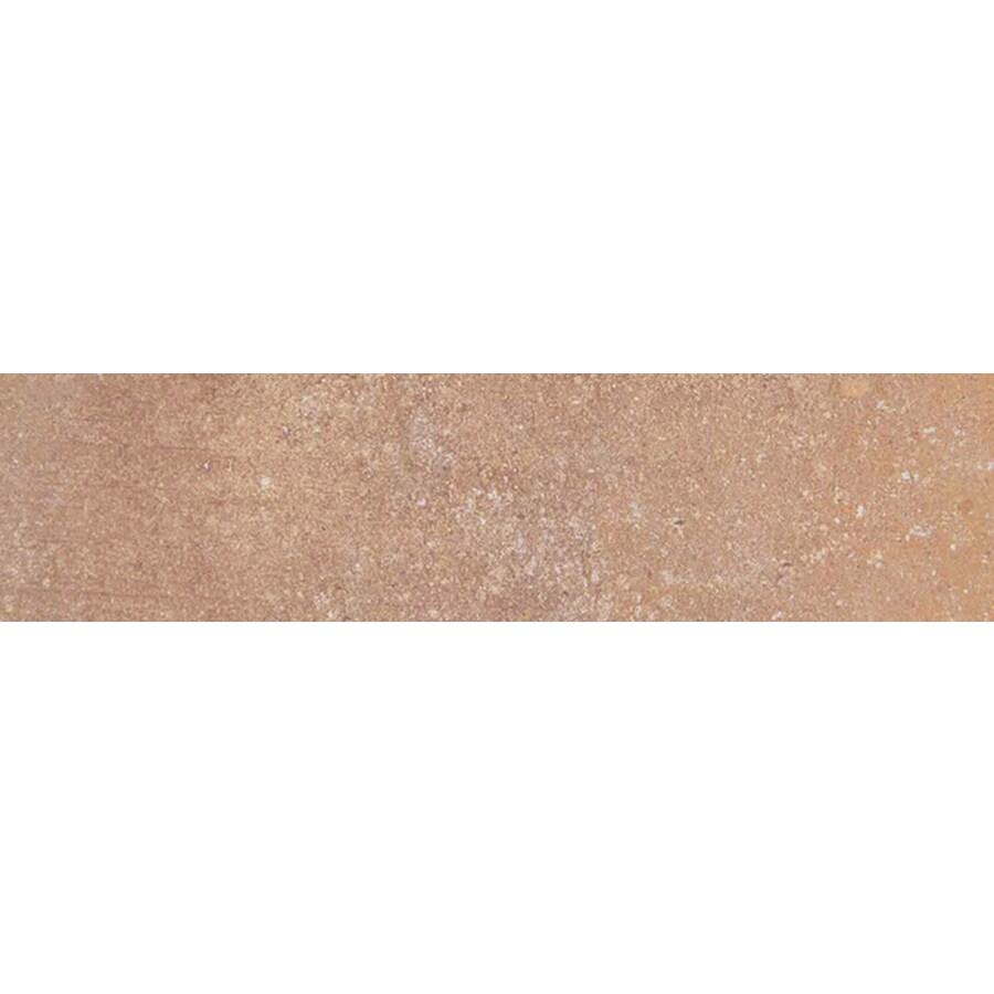 FLOORS 2000 Cotto Beige Ceramic Bullnose Tile (Common: 3-in x 18-in; Actual: 3-in x 17.72-in)