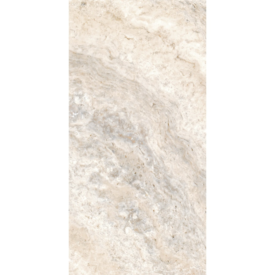 FLOORS 2000 Vitality 14-Pack Wind Porcelain Floor and Wall Tile (Common: 9-in x 18-in; Actual: 9.05-in x 17.86-in)