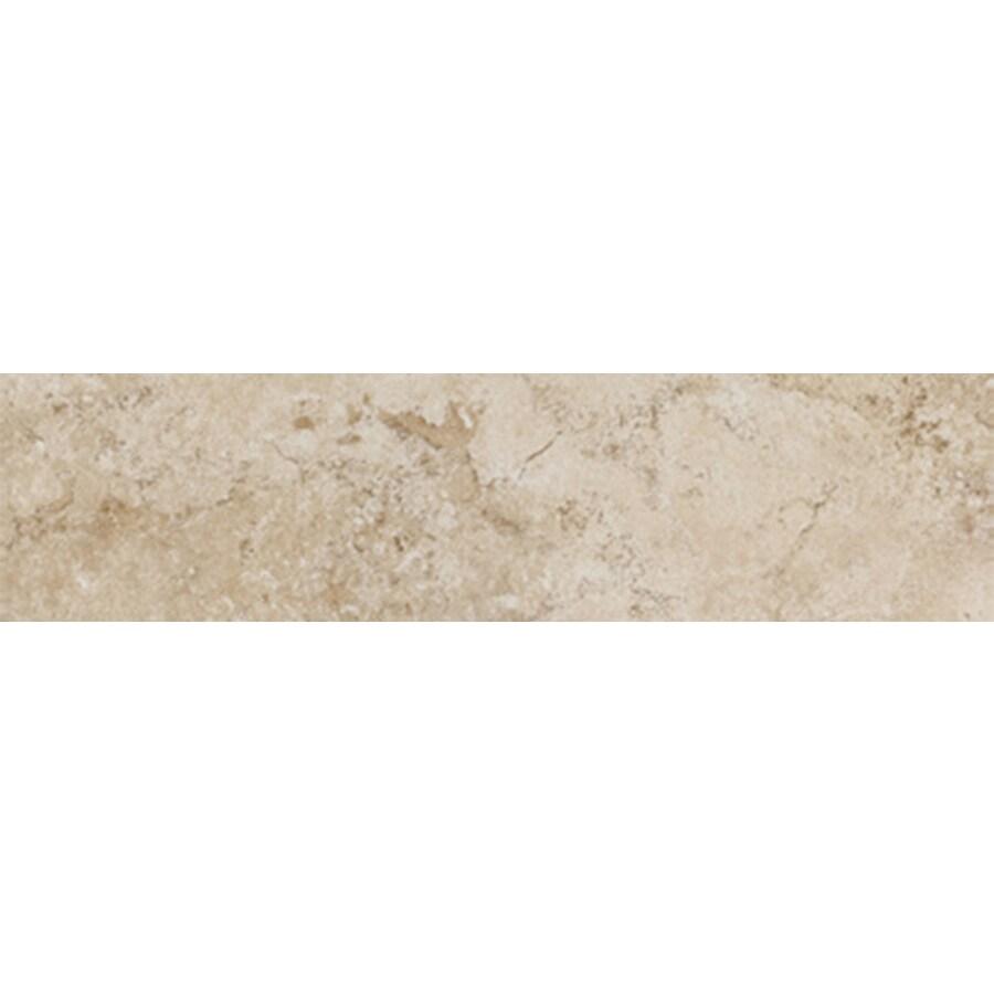 Radius bullnose ceramic tile