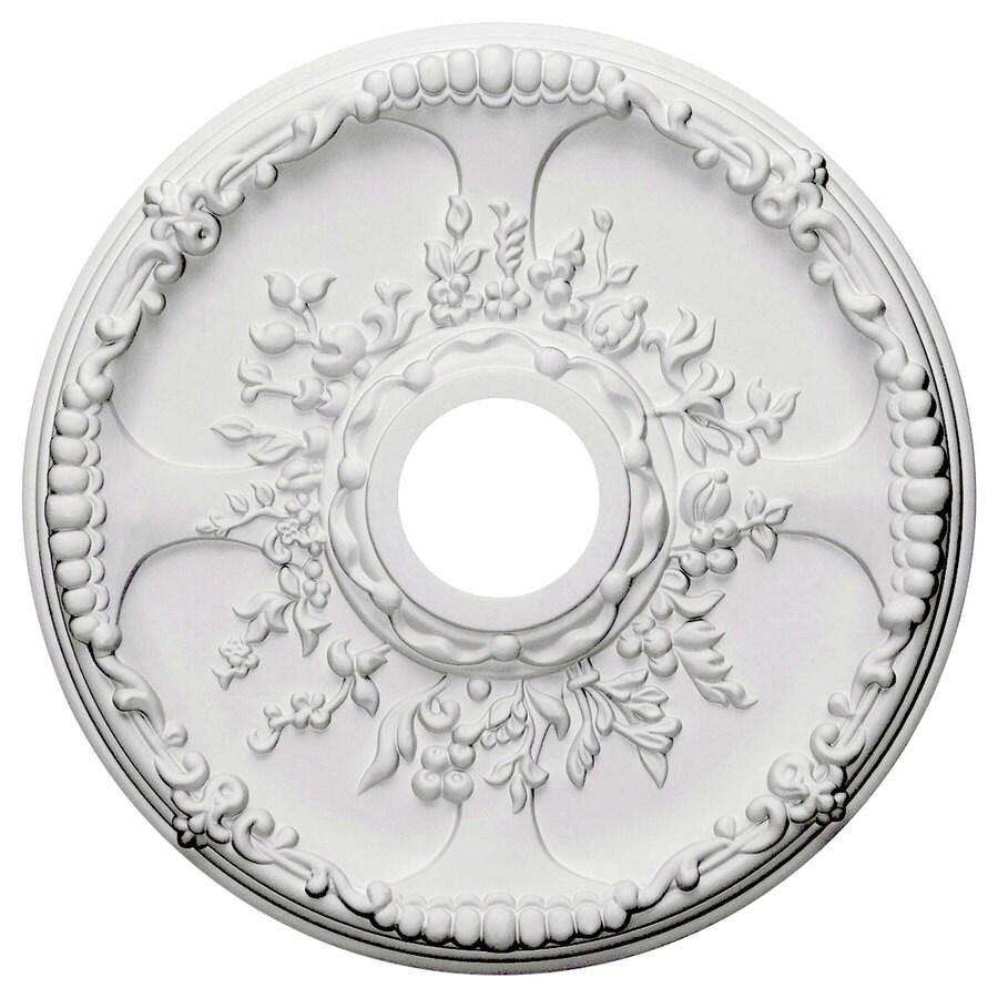 Ekena Millwork Antioch 18-in x 18-in Polyurethane Ceiling Medallion