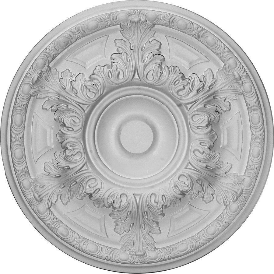 Ekena Millwork Granada 19-in x 19-in Polyurethane Ceiling Medallion